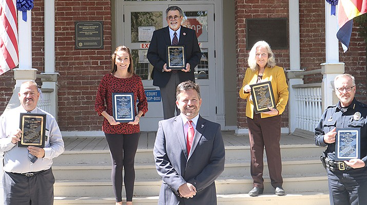 Hall of Fame: Kingman Veterans Treatment Court holds Hall of Fame induction