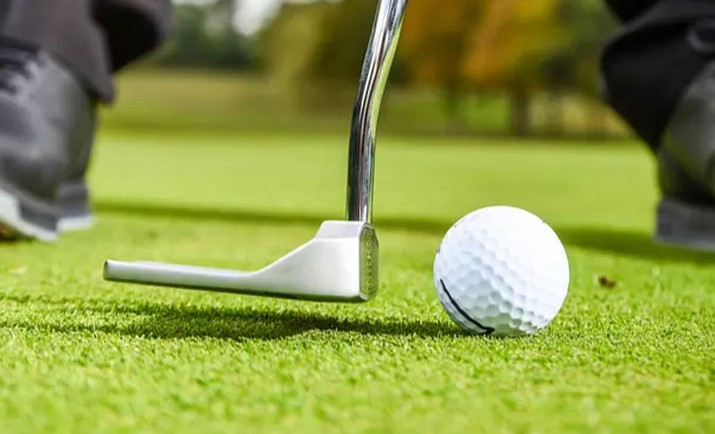 Putting is not all about the club or the ball; think about what you do with your wrists. (Courier stock photo)