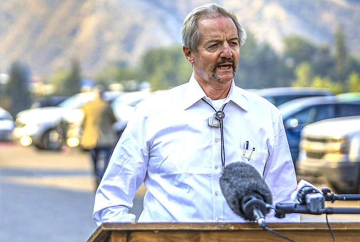 A federal judge has ruled that the Trump administration's leading steward of public lands has been serving unlawfully and blocked him from continuing in the position. (Chris Dillmann/Vail Daily via AP, File)