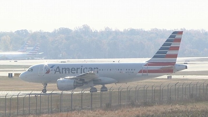 Phoenix and Arizona were not immune to the 19,000 American Airlines employees furloughed or laid off nationwide Thursday, Oct. 1, 2020, one day after the end of a federal stimulus package that had been preserving airline jobs for the past six months. (AP photo)