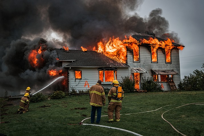 National Fire Prevention Week is Oct. 4-10. (Stock photo)