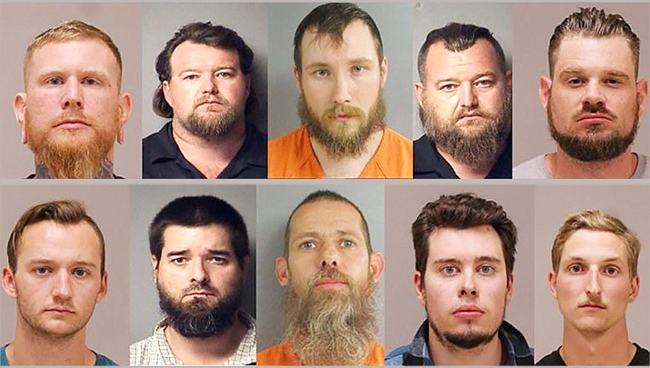 13 charged in plots against Michigan governor, police | The Daily Courier |  Prescott, AZ