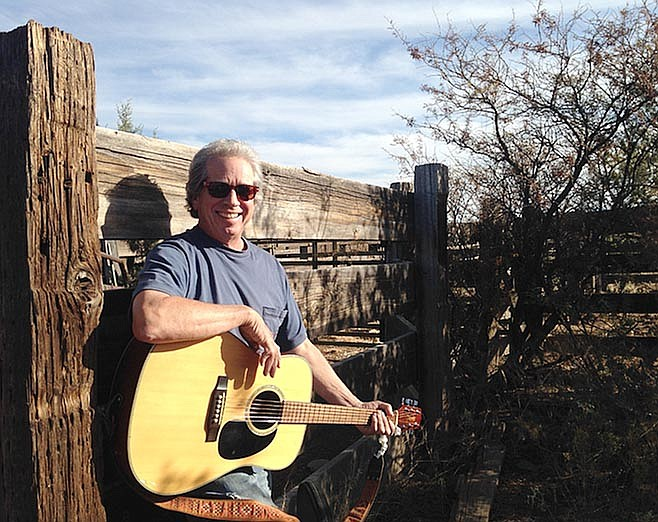 Friday, Oct. 16, from 6:30 to 9:30 p.m., Brian Peterman brings his talents to Bella Vita.