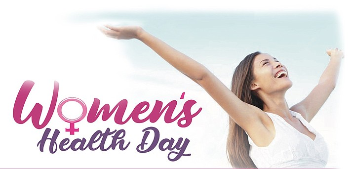 The Community Health Center of Yavapai (CHCY) is hosting a Women's Health Day — from 7 a.m. to 5 p.m. Tuesday, Oct. 20, at the Prescott, Prescott Valley and Cottonwood CHCY clinics. (Courtesy image)