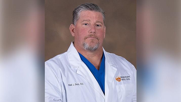 Dr. Mark Davis (KRMC courtesy photo)