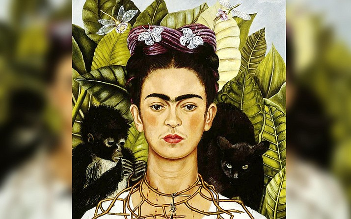 """Sedona International Film Festival presents the Exhibition on Screen series with """"Frida Kahlo."""" The event will show in Sedona on Tuesday, Oct. 27 at 4 and 7 p.m. at the festival's Mary D. Fisher Theatre."""