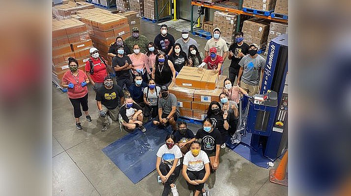 Hopi Relief going strong with non-profit status and dreams