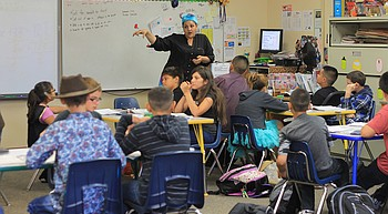 Ash Fork Middle School honored with Arizona Education Foundation award photo