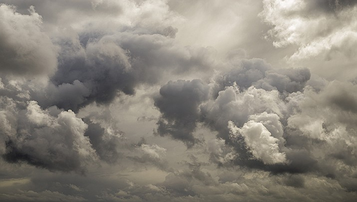 According to the National Weather Service, the Kingman area could see slight chances of rain and snow on Monday, Oct. 26. (Adobe image)