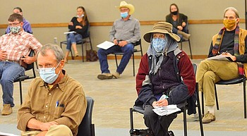 Verde Valley residents voice issues with proposed annexation photo