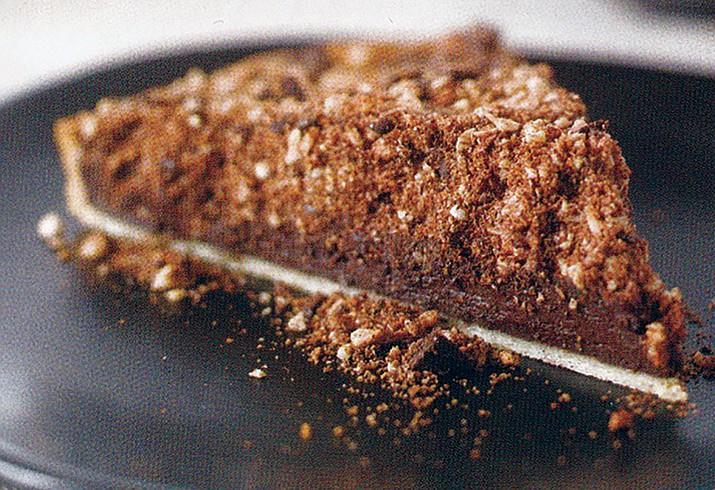 Chocolate Crumble Pie (Metro Creative)