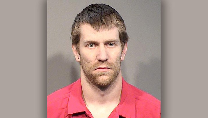 Jeffrey Richard Wagner, sentenced at Yavapai County Superior Court in Prescott, had pled guilty on Oct. 23 to two counts of possession of narcotic drugs for sale, including fentanyl and heroin, with one prior conviction of possession of drug paraphernalia, and misconduct involving weapons. (YCSO/Courtesy)