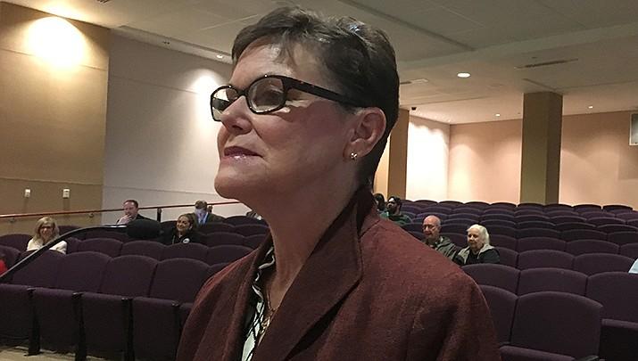 Tami Ursenbach, economic development director for Mohave County, is the recipient of the Arizona Association for Economic Development's (AAED) annual Economic Development Distinguished by Excellence (EDDE) award for Economic Developer of the Year. (Miner file photo)