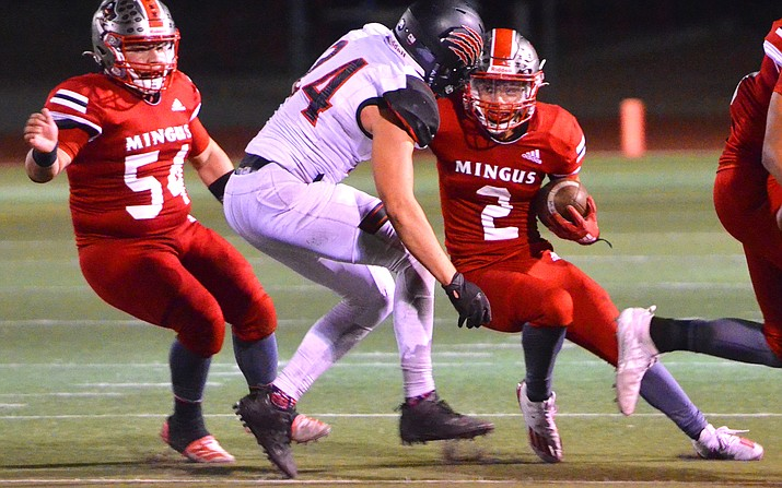 The Marauders are set to wrap up the 2020 season Friday with a 7 p.m. game at Prescott. VVN file/Vyto Starinskas