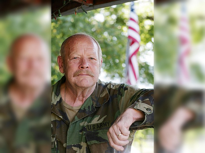 Camp Verde resident Rick Brenfleck enlisted in the U.S. Army in November 1981. Brenfleck would have served three tours of duty in the U.S. Army had he not been told he was too old to reenlist for Desert Storm. VVN/Bill Helm