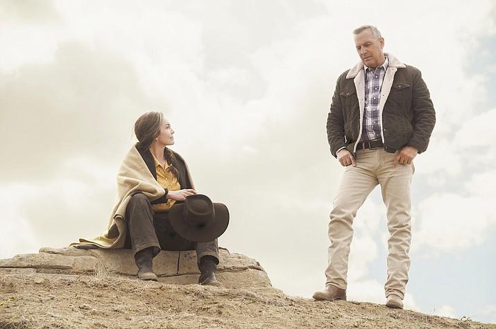 MOVIE REVIEW: Diane Lane outshines Kevin Costner in 'Let Him Go' | Kudos AZ