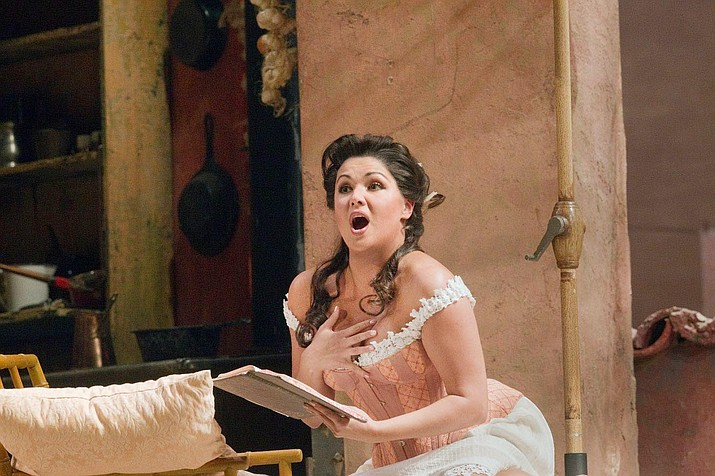 """The Sedona International Film Festival will present the encore of the Met Opera production of Donizetti's """"Don Pasquale"""" (from the 2010 season) on Saturday, Nov. 14 at 10 a.m. at the Mary D. Fisher Theatre."""