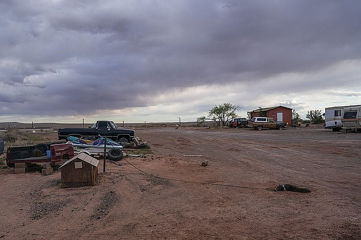 "Navajo Nation health officials on Wednesday, Nov. 11, warned residents of the ""uncontrolled spread"" of COVID-19 in 34 communities on the vast reservation that covers parts of Arizona, New Mexico and Utah. (AP file photo)"