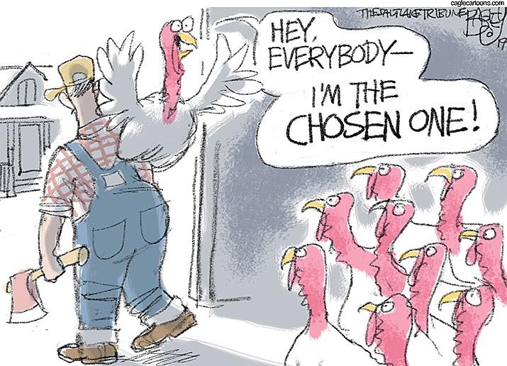 Editorial Cartoon | Nov. 15, 2020