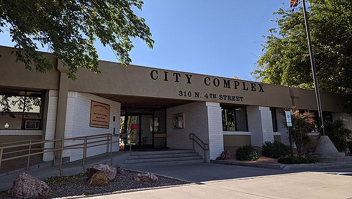 Kingman City Council is set to consider annexation of the approximately 1,800 acres in Phase 2 at the Kingman Airport and Industrial Park at its meeting set for 5 p.m. Tuesday, Nov. 17 in council chambers, 310 N. Fourth St.  (Miner file photo)