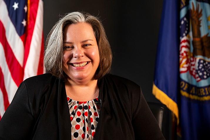 Jean Gurga is the new Medical Center Director for the VA in Prescott as of Aug. 1, 2020. (Veterans Administration/Courtesy)