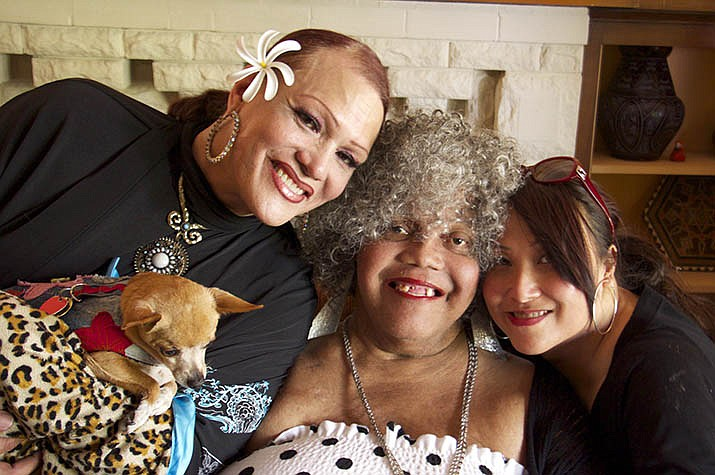 """""""MAJOR!"""" explores the life and campaigns of Miss Major Griffin-Gracy, a formerly incarcerated black transgender elder and activist who has been fighting for the rights of trans women of color for over 40 years. Courtesy photo"""
