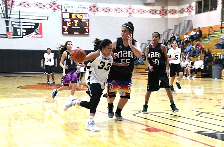 The Native American Basketball Invitational provides not only games but opportunities for the Native American community. (Photo courtesy of Jessica Spencer-Nakai)