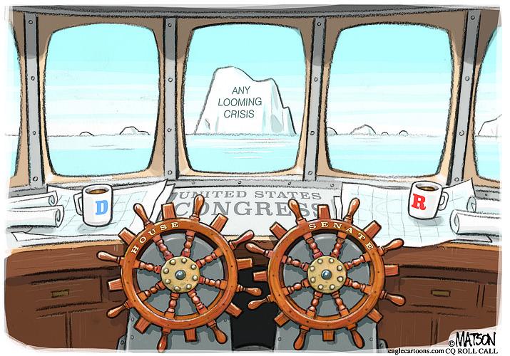Editorial cartoon (2): Nov. 19, 2020