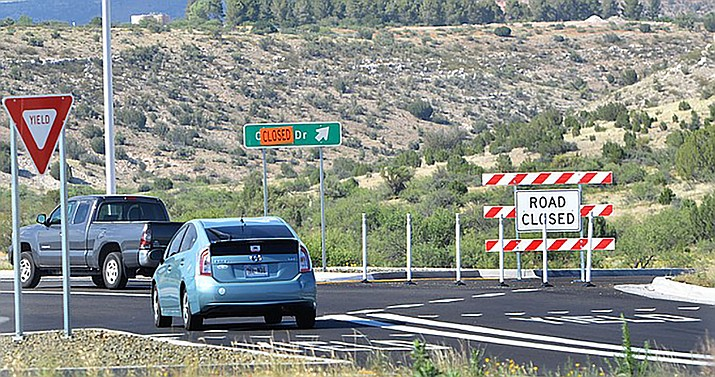 The Verde Connect project was designed to link Beaverhead Flat Road at its intersection with Cornville Road to State Route 260 via the Coury Drive roundabout. VVN file photo