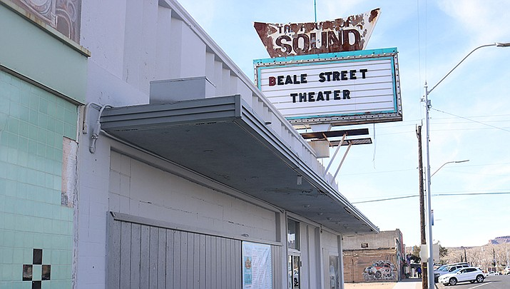 Beale Street Theater's Christmas Walk is slated for Friday and Saturday, Dec. 11-12 and Friday and Saturday, Dec. 18-19 in downtown Kingman. (Miner file photo)