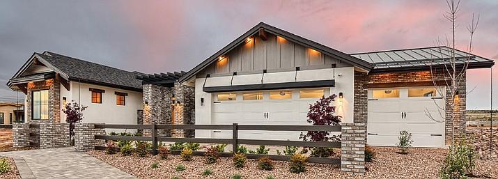 Feature Home: Capstone Homes at Jasper