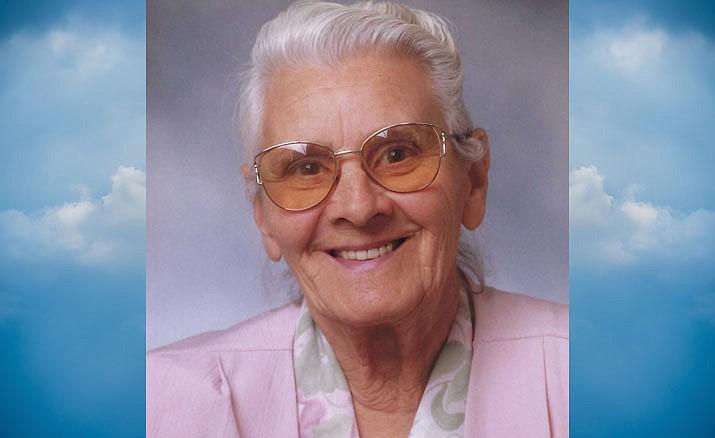 Gladys Marie (Cross) Jones