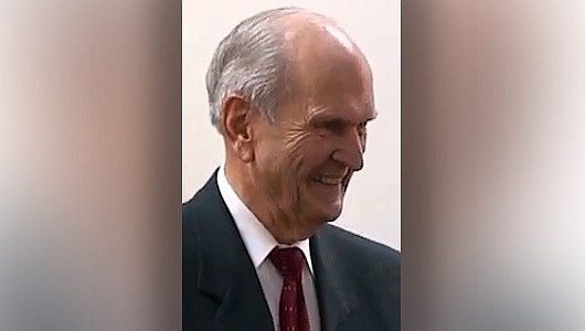 LDS President Russell M. Nelson (Photo by Pastelitodepapa/Public domain)