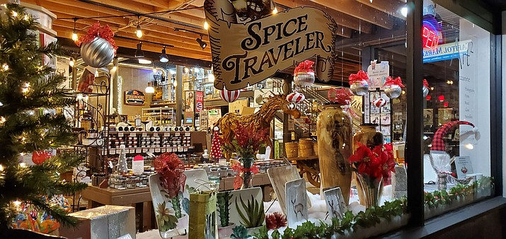 Spice Traveler sells 92 different spices/spice blends. (Courtesy photo)