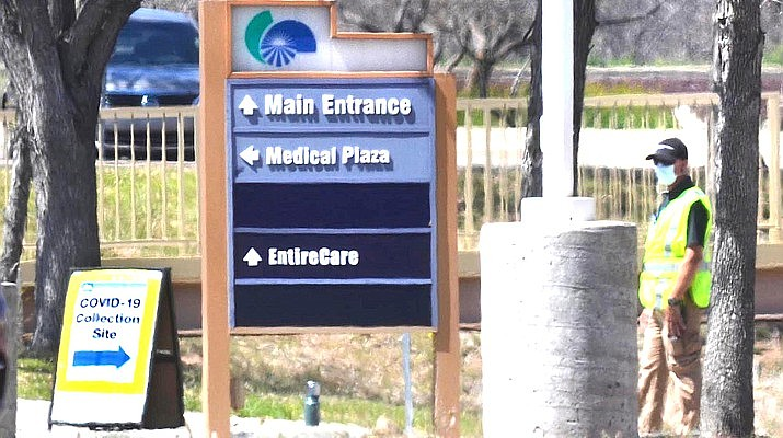 AZ COVID surge creates shortage of hospital beds