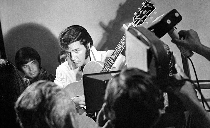 "The Sedona International Film Festival will present ""Elvis: That's The Way It Is: Special Edition,"" Dec. 3-6 at the Mary D. Fisher Theatre."
