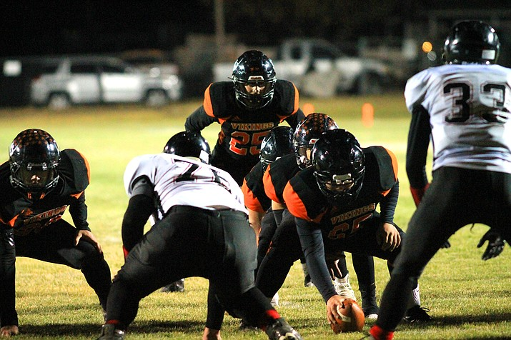 The Vikings return to the 1A State Championship game Nov. 28 against Mogollon. (Wendy Howell/WGCN)
