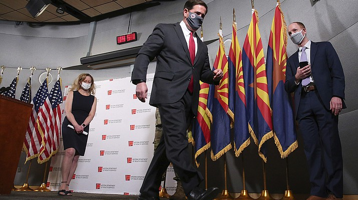Arizona uses federal COVID-19 money to reduce state spending