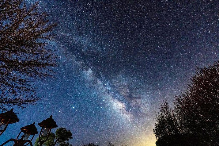 Learn more about the International Dark Sky designation and become better acquainted with the wonders of astronomy by attending a free Verde Valley Dark Sky Virtual Science Cafe from 6:30 p.m.-7:30 p.m. Friday, Dec. 11.