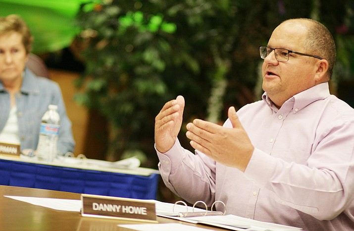 Camp Verde Superintendent Danny Howe told the district's families and staff Thursday that recent COVID-19 metrics have guided the district to return to full distance learning from Dec. 7 until Jan. 4. VVN/Bill Helm