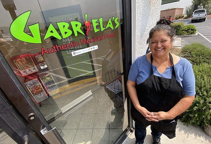 In September, Gabriela Goodman reopened her restaurant Gabriela's next to Dairy Queen. VVN/Bill Helm