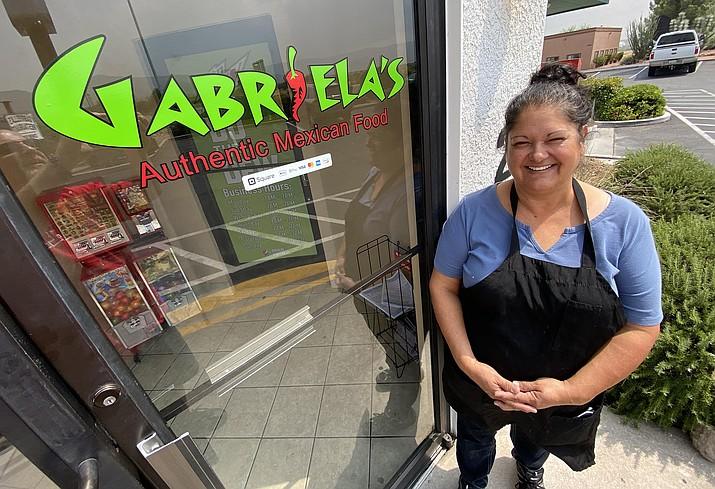 In September, Gabriela Goodman reopened her restaurant Gabriela's next to Dairy Queen. VVN/Bill Helm