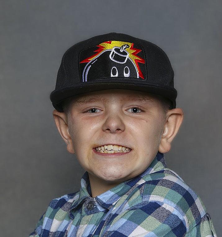 Get to know Jeramy at https://www.childrensheartgallery.org/profile/jeramy-O and other adoptable children at childrensheartgallery.org. (Arizona Department of Child Safety)