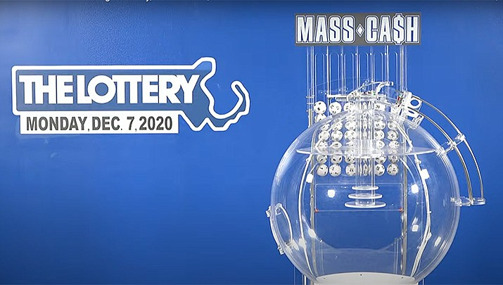 For a dollar, players of the Massachusetts lottery game Mass Cash choose five numbers between 1 and 35 and mark the choice on a slip. For the first time in the state's history, 50 people chose the winning combination of numbers last Sunday. (Massachusetts Lottery)