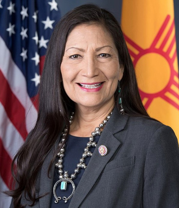U.S. Congresswoman Deb Haaland (D-N.M.), has been selected to serve as the Secretary of the U.S. Department of the Interior when the Biden-Harris Administration takes office in January. (Photo/Navajo Nation)