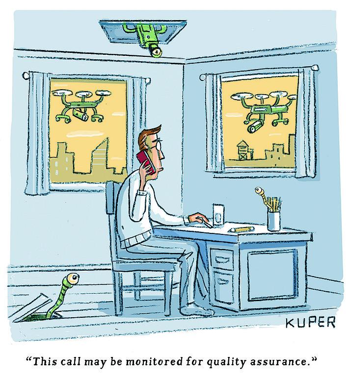 Editorial cartoon (2): Dec. 20, 2020