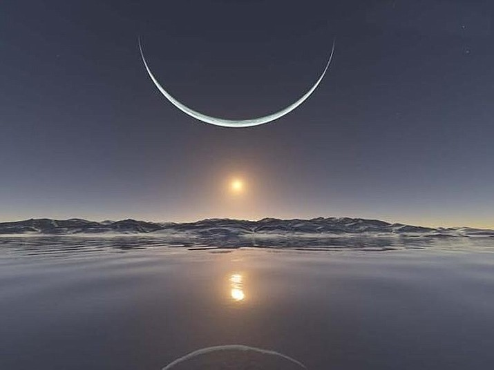 The Winter Solstice is a time of spiritual belief, cosmic change and renewal. (Photo courtesy of Indian Country Today)