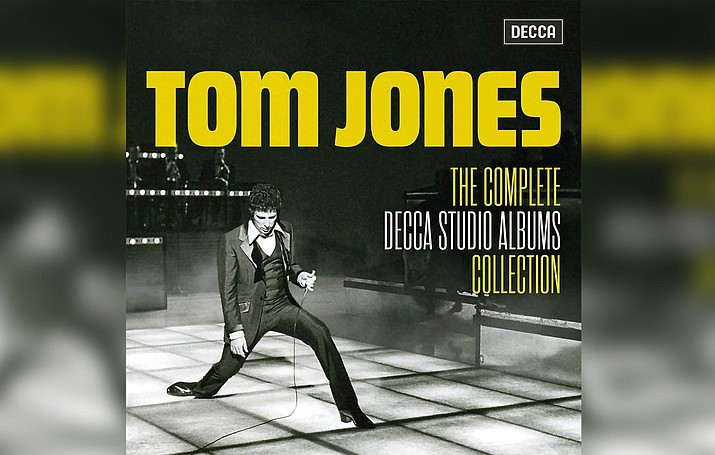 Shadow of Fear is the 15th studio Limited 17-CD box set that sees Sir Tom Jones celebrating his 80th birthday and 55 years since his first UK #1 hit single 'It's Not Unusual'.