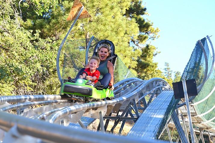 A coaster and tubing park could be coming to Williams. (Photo/Dan McKernan)