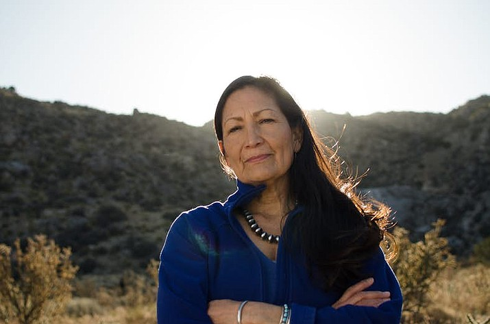 President-elect Joe Biden nominated Deb Haaland to be Secretary of the Interior, if confirmed, Haaland will be the first Native American to serve in a U.S. cabinet.   (Photo courtesy of Haaland for Congress)